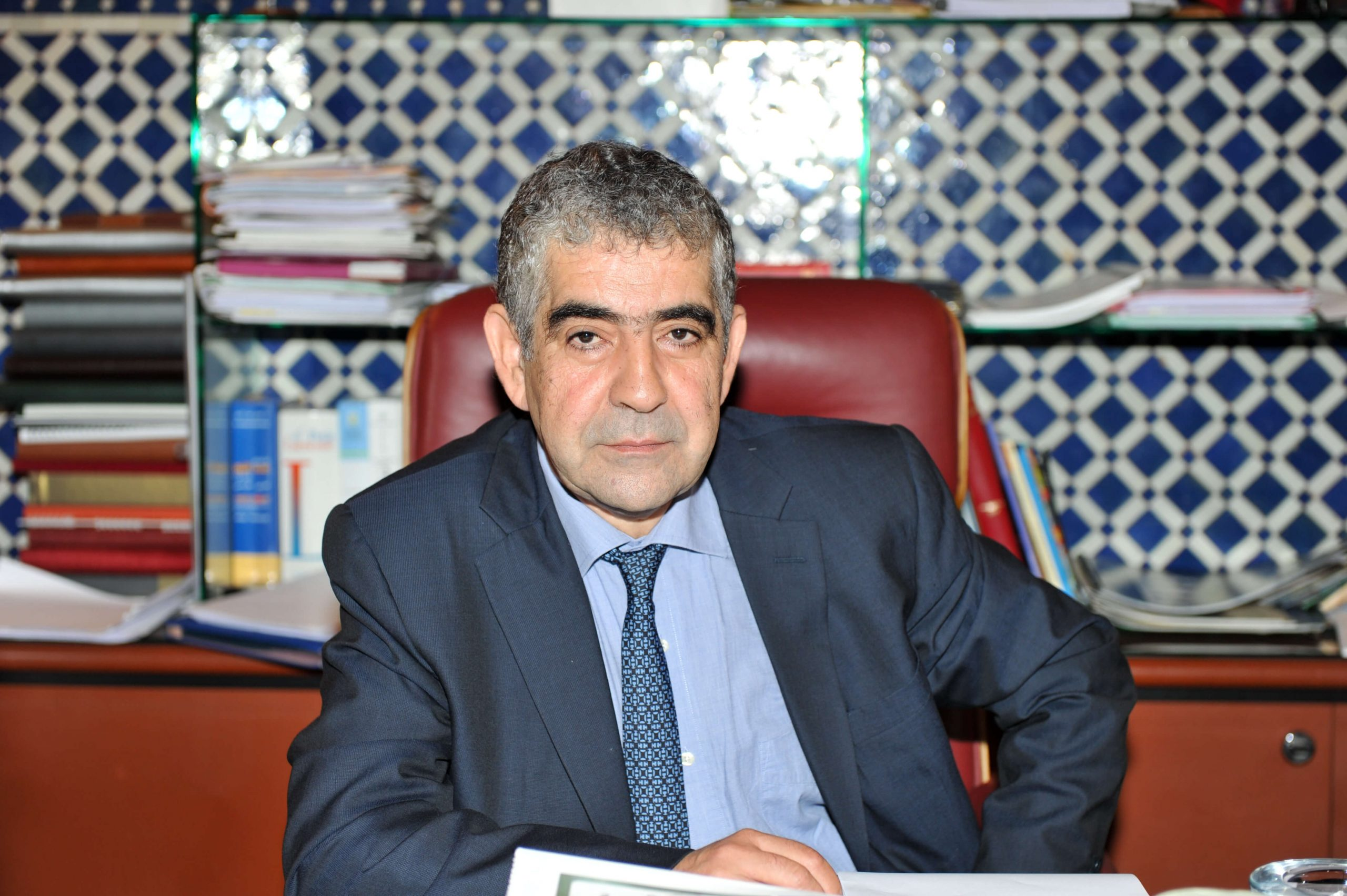 M. Driss Elyazami