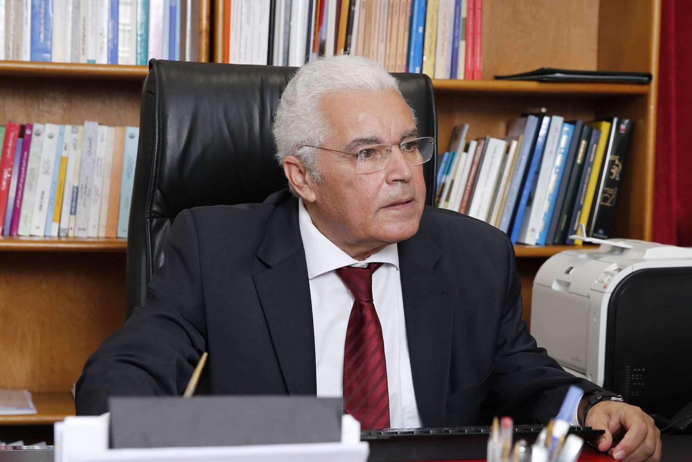 M. Jamaa Baida