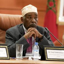 M.Yusuf  Abdulrahmane Nzibo