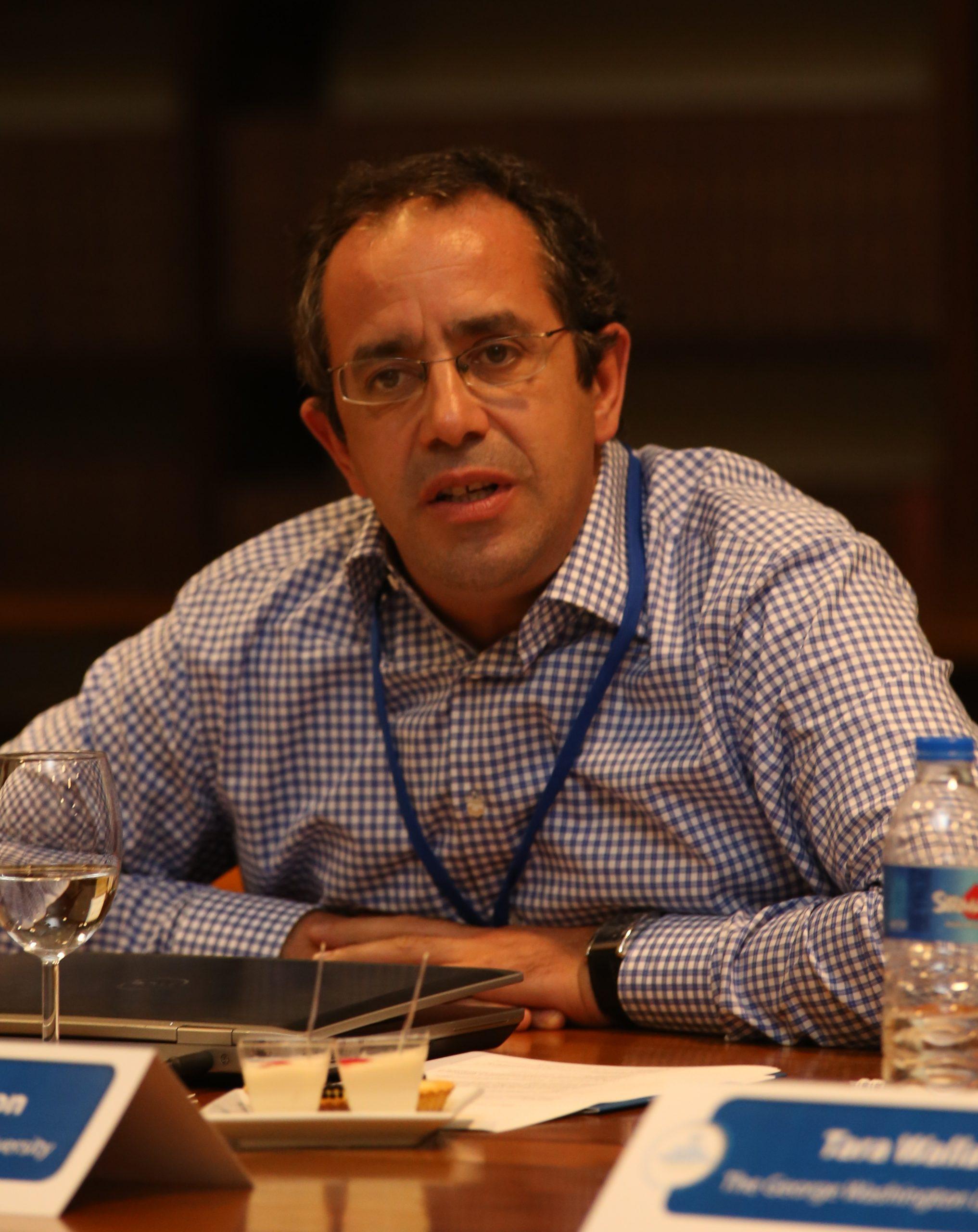 M. Driss Maghraoui